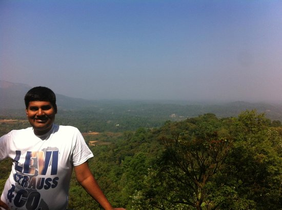 The Tamara Coorg : Valley View from Room