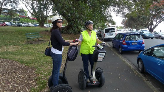 MagicBroomstick (Segway) Tours: Getting a rundown of the area
