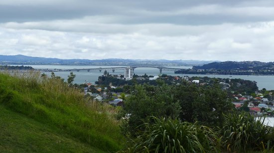 MagicBroomstick (Segway) Tours: A view from top of Mt Victoria