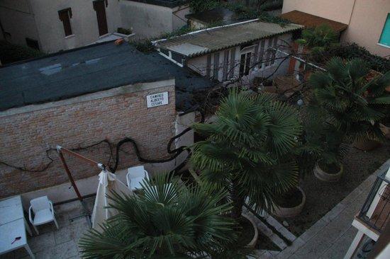 Hotel La Pergola di Venezia: terrasse