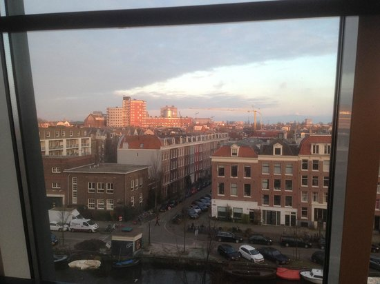 NH Amsterdam Museum Quarter: View from Room 631