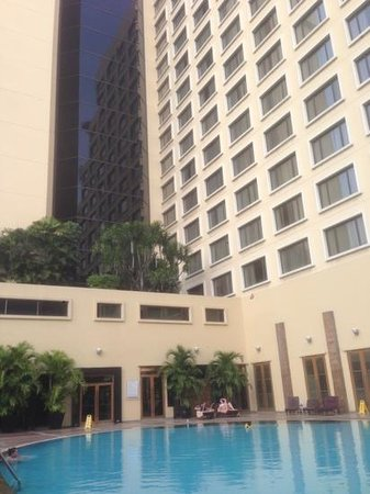 โรงแรมโนโวเทล กรุงเทพ สยามสแควร์: Pool