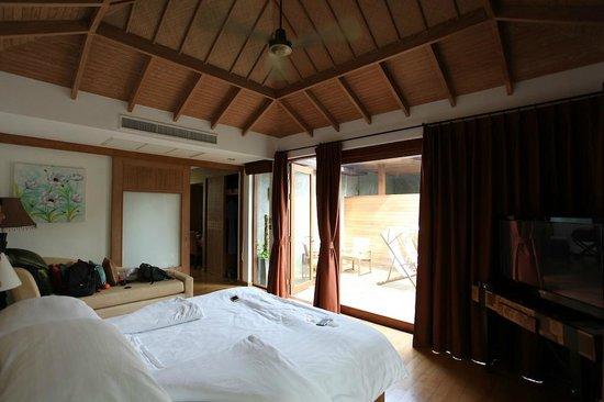 Tango Luxe Beach Villa : Chambre
