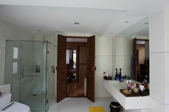 Tango Luxe Beach Villa: Salle de bains