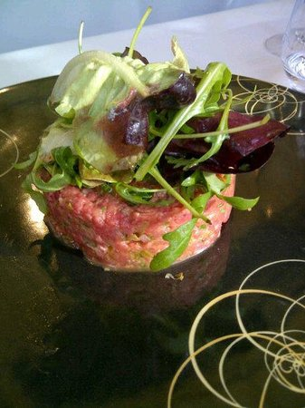 La Brasserie de La Mediterranee: Tartare