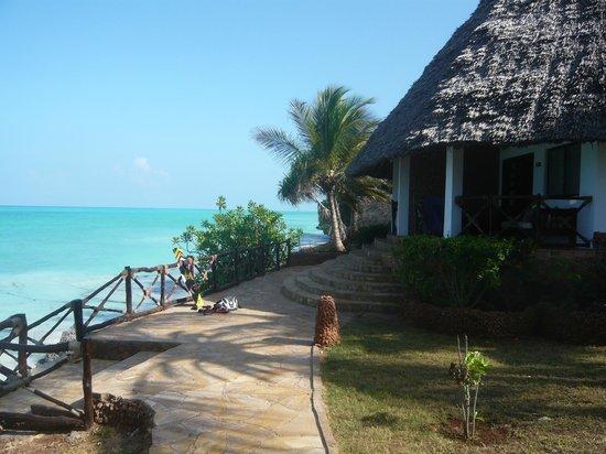 Ras Nungwi Beach Hotel: Bungalow