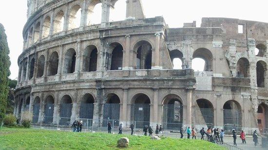 Fortyseven Hotel Rome: Colosseum