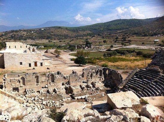 Patara Amphitheatre