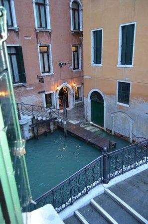 Hotel San Luca: Vista desde la habitacion