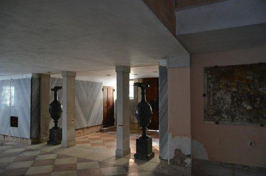 Hotel San Luca: El vestibulo de acceso