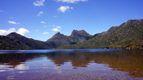 Cradle Mountain-Lake St. Clair National Park, Austrália: The iconic view