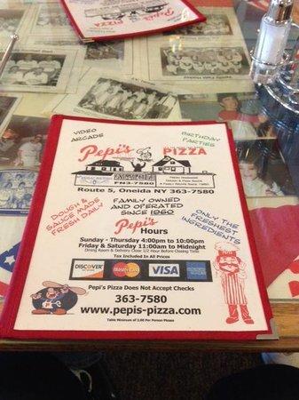 Original Pepi's Pizza
