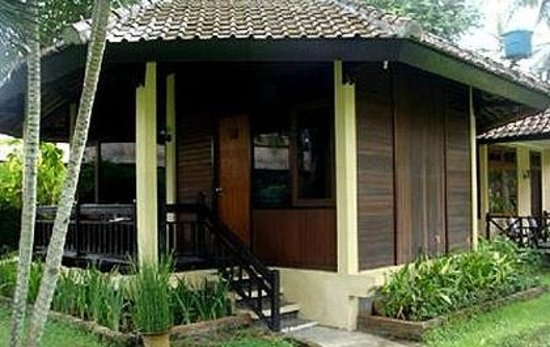Mascot Beach Resort: bungalow