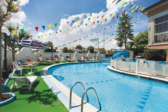 Zenith Hotel Cervia : Dolce tranquillità e piacevole svago