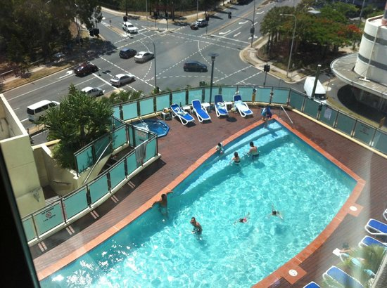 Watermark Hotel & Spa Gold Coast : View from room