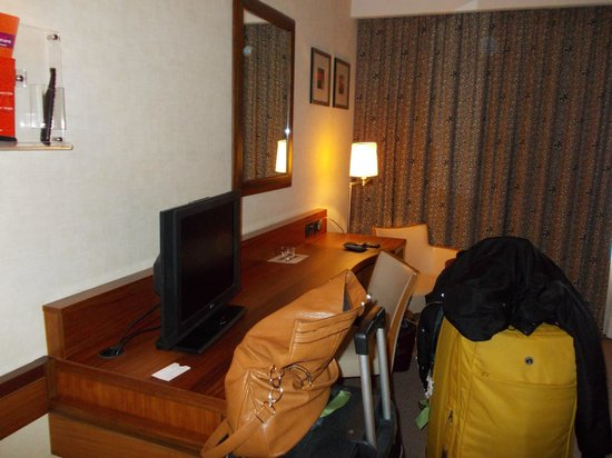 Hotel Siena degli Ulivi: Quarto