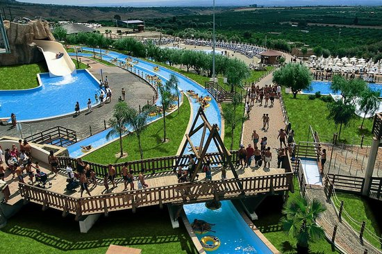 埃特納遊樂園照片