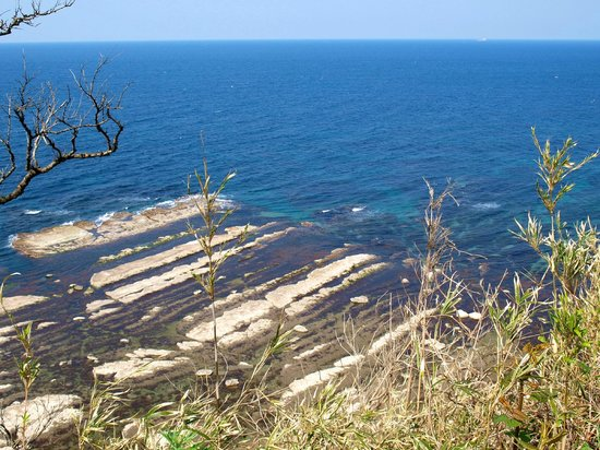 Rokkosaki: 禄剛崎の海岸