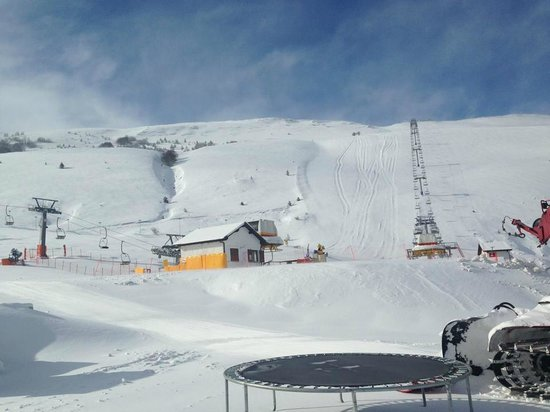 Vallefura Pescocostanzo-Stazione di sport invernali