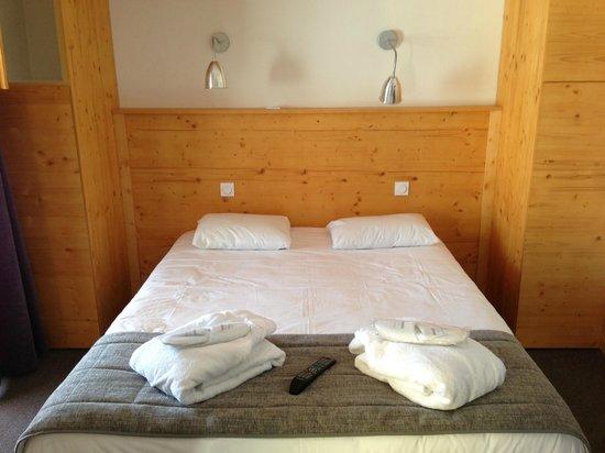 Alpenrose Hotel: Bedroom