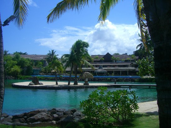 InterContinental Tahiti Resort & Spa: Pool area