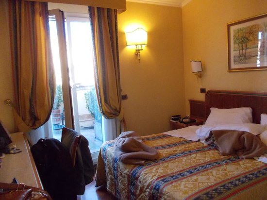 Hotel Regno: Quarto
