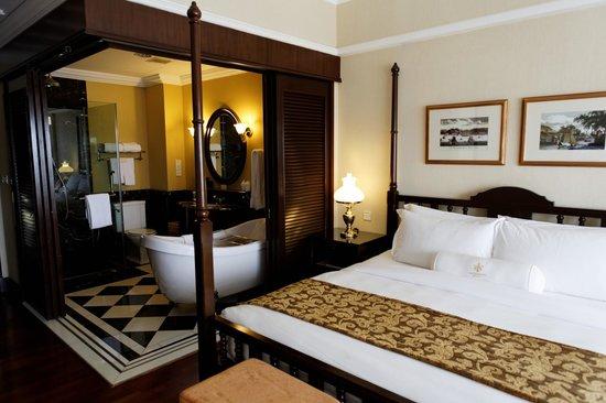 The Majestic Malacca: Room plus ensuite