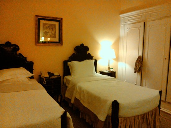 Hotel Avenida Palace: Interno camera twin superior