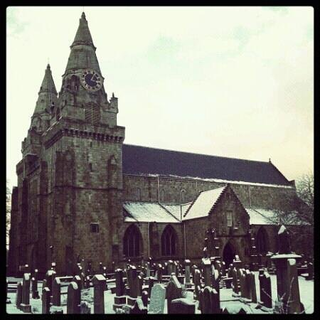 St Machar's Cathedral