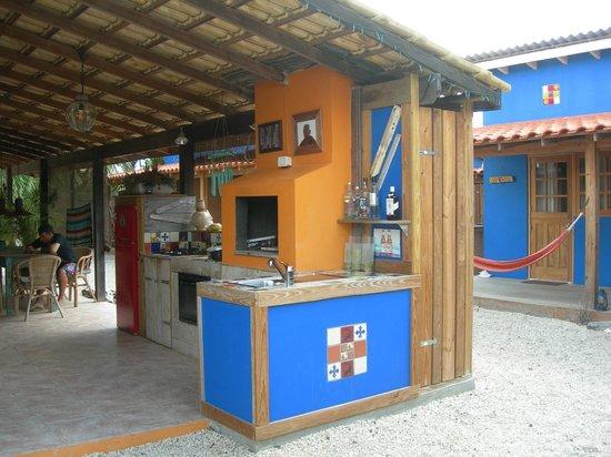 Casa Calexico: cucina 2