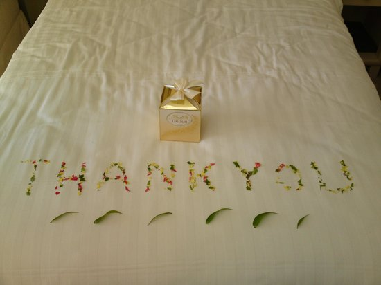 Premier Romance Boutique Hotel and Spa: Thank you Eid for taking soo good care of us