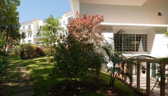 كوينتينا ساو جاو: Gardens