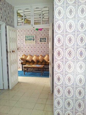 Inn El Medina : Reception