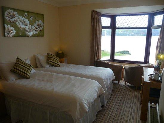 The Gwbert Hotel: Room 3