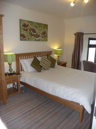 The Gwbert Hotel: Room 21