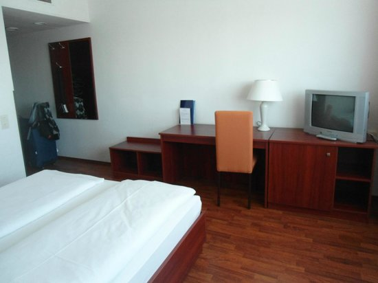 Airo Tower Hotel: We had room nr. 601.