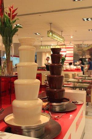 Shangri-La Hotel Kuala Lumpur: Breakfast