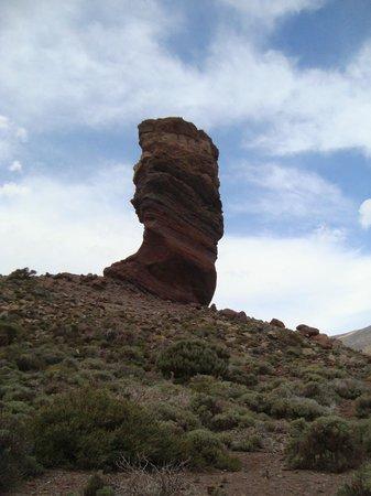 "TRYP Tenerife: "" guds finger "" på teide"