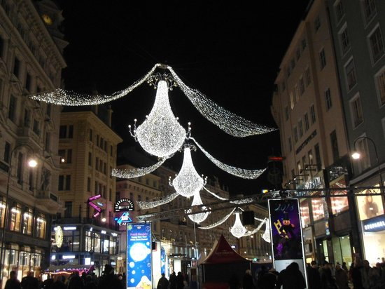 Airo Tower Hotel: New Year in Viena
