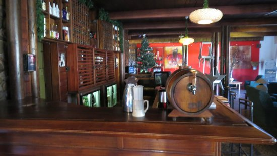 Floreat Riverside Lodge: Bar Area