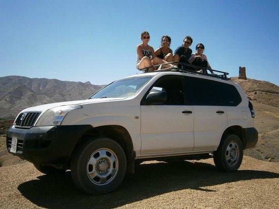 L'Homme Du Desert: Lhomme du Desert Excursions