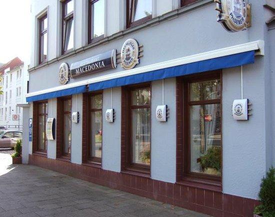 Macedonia Restaurant: Restaurant Macedonia