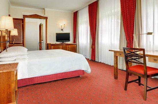 Sheraton Fuschlsee-Salzburg Hotel Jagdhof: Grand Deluxe Room