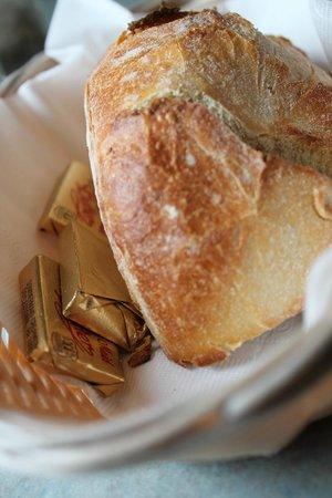 Westbrook Lobster: Fresh Baked Bread