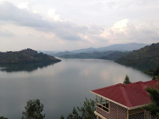 Lake Kivu: home Saint Jean