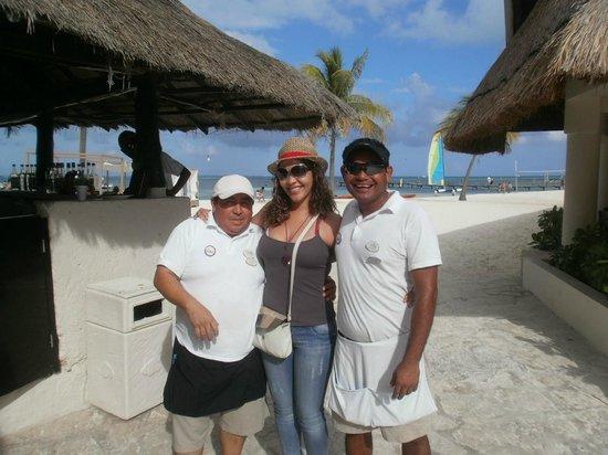 Ocean Spa Hotel: Amabilidad y calidez!!