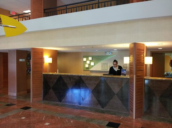 Holiday Inn Houston Intercontinental Airport: 5