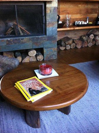 Aldea Naukana Posada Boutique: living room