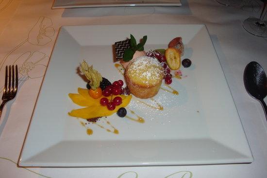 Le Bistro: Excellent dessert