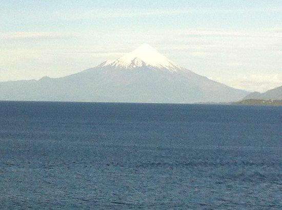 Aldea Naukana Posada Boutique: villarrica volcano